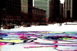 Dönmez Kar Resmi Chicago 2003