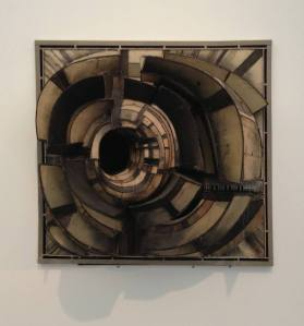 Destroy-the-Picture-MCA-Chicago-5Lee Bontecou, Untitled, 1962