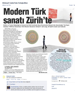 zurih sergisi