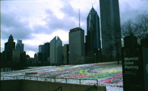 chicago snow paintings 1993