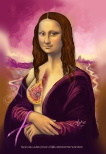 mona_lisa_breast_cancer_merve_evren
